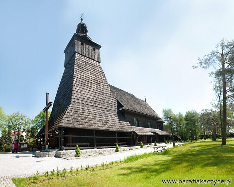 Kościół obecnie